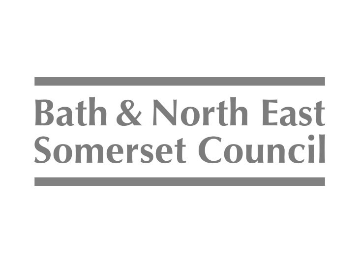 Bath and North East Somerset Council Logo